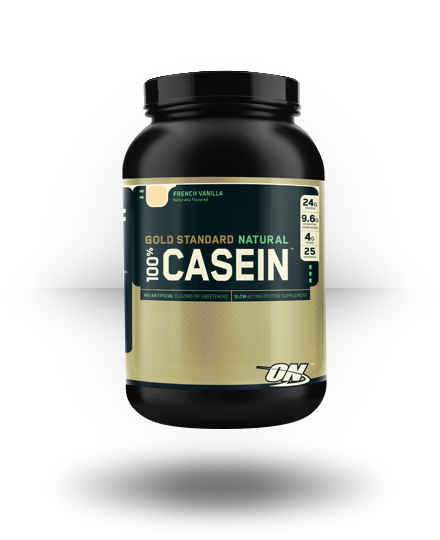 Optimum Nutrition Gold Standard Natural 100% Casein French Vanilla 2