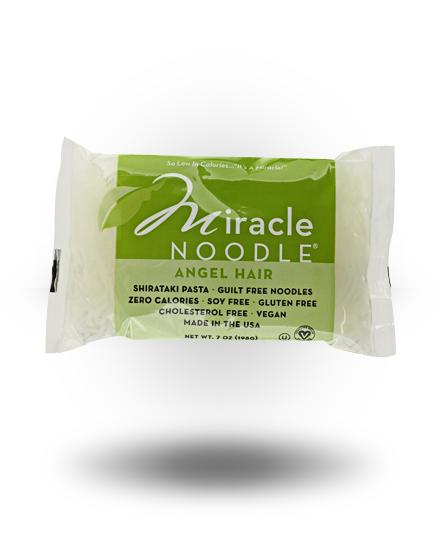 Miracle Noodle Angel Hair Starter Pack