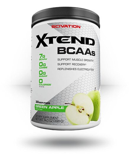 Scivation Xtend Green Apple Explosion! 30 ea