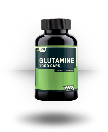 Optimum Nutrition Glutamine 1000 Caps 120 ea