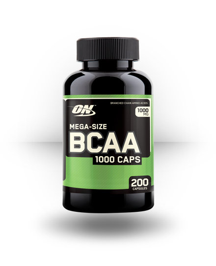 Optimum Nutrition BCAA 1000 200 ea