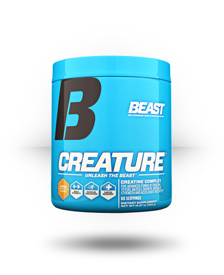 Beast Sports Nutrition Creature Citrus 60 ea