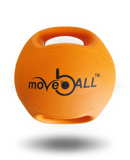 moveBALL Transform 5 kg Orange