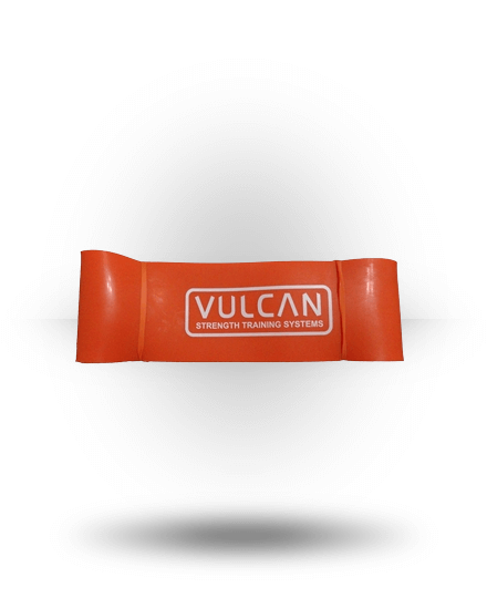 Vulcan Strength Band Orange, Heavy