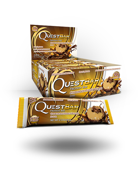 Quest Nutrition Quest Natural Protein Bar Chocolate Peanut Butter