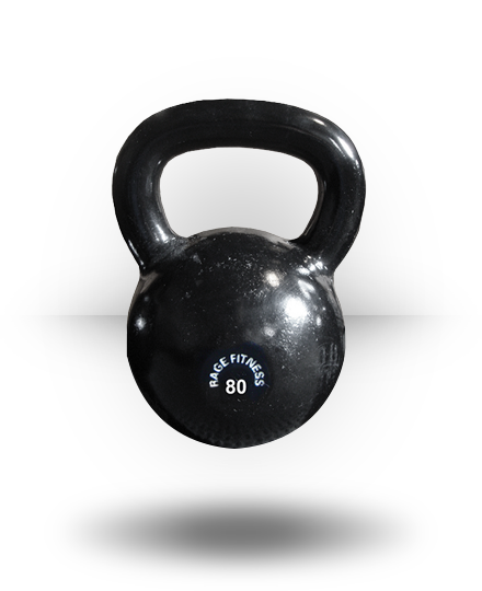 Rage Fitness Rage Kettlebell Cast Iron 80 lb