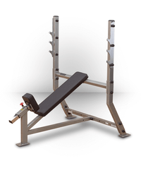 Body-Solid ProClubline Incline Olympic Bench
