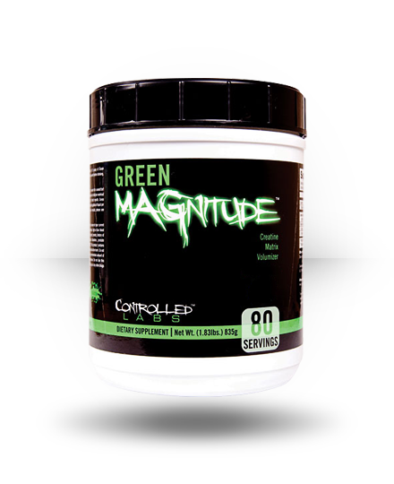 Controlled Labs Green MAGnitude Electric Lemonade 80 ea