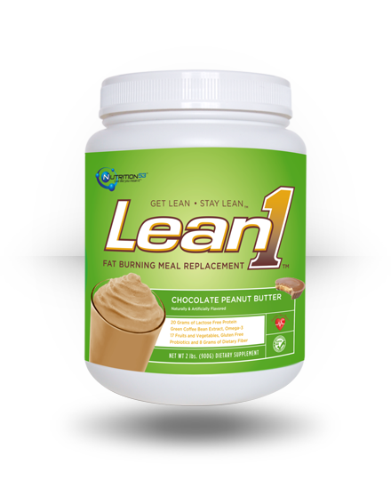 Nutrition53 Lean1 Chocolate Peanut Butter 2 lb