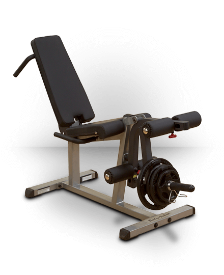 "Body-Solid 2"" X 3"" Leg Curl / Extension"