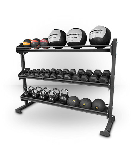 Torque Fitness 6 Foot Universal Storage Rack