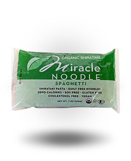 Miracle Noodle Organic Spaghetti Starter Pack