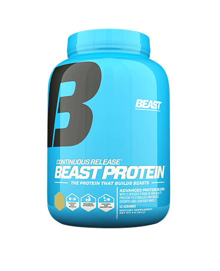 Beast Sports Nutrition Beast Protein Cookies N' Cream 4 lb