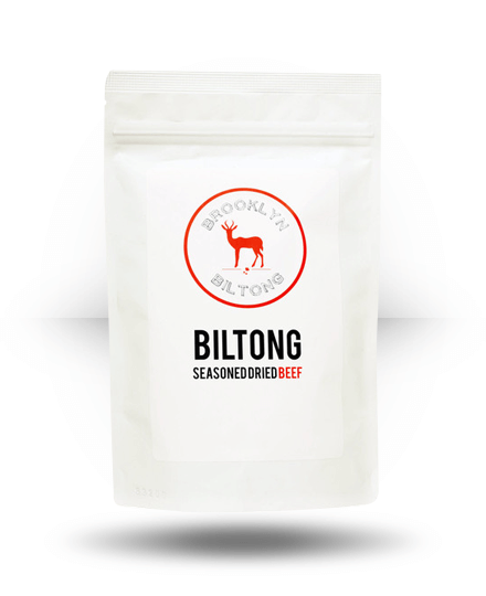 Brooklyn Biltong Grass Fed Biltong 16 oz
