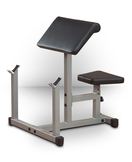 Powerline Preacher Curl Machine