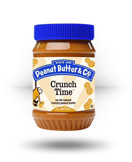 Peanut Butter & Co. Peanut Butter Crunch Time 16 oz