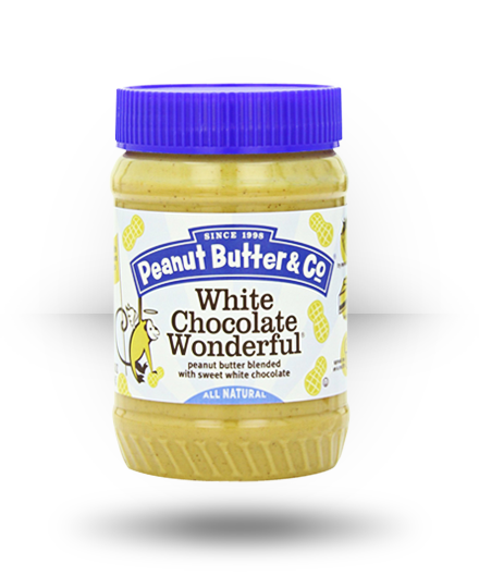 Peanut Butter & Co. Peanut Butter White Chocolate Wonderful 16 oz