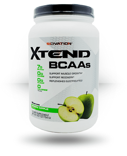 Scivation Xtend Green Apple Explosion! 90 ea