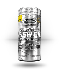 MuscleTech Platinum 100% Fish Oil 100 ea