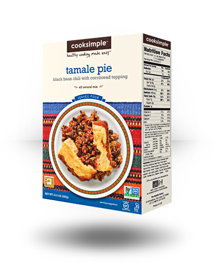Cooksimple Tamale Pie