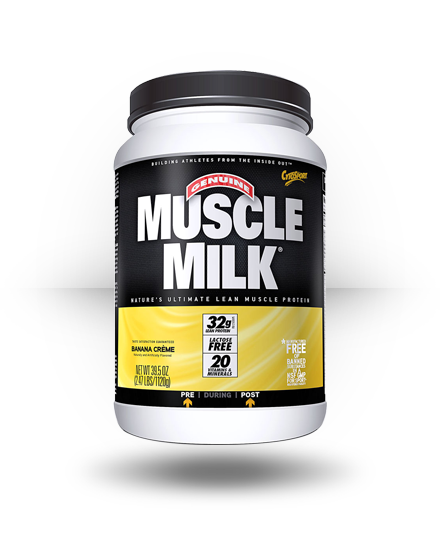 CytoSport Muscle Milk Banana Creme 2.47 lb