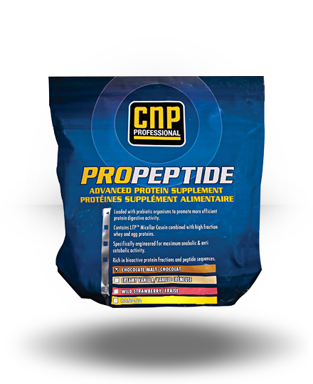 CNP Professional ProPeptide Chocolate Malt 5 lb