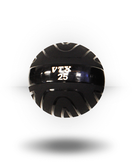 TROY Barbell 25 lb VTX Slam Ball 9 in Diameter