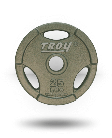 Troy Barbell Machined Interlocking Grip Plate 25 lb