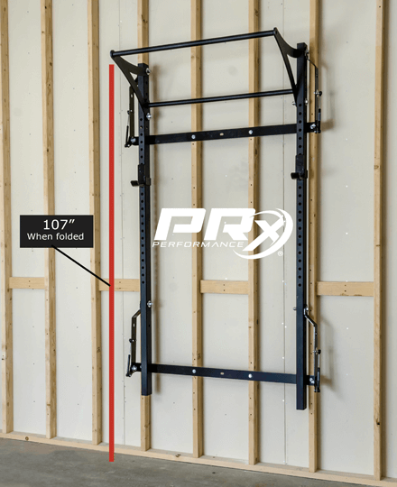 2x3 Profile Rack with Kipping Bar
