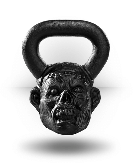 Onnit Zombie Bell Staple Head 36 lb (1 Pood)