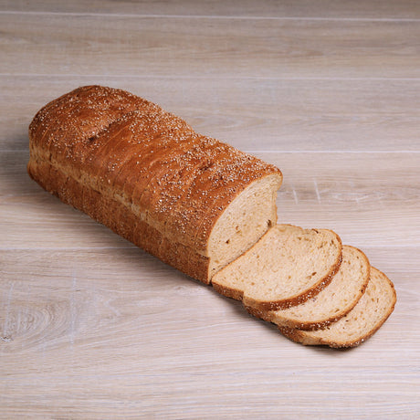 "2# Honey Wheat Loaf 1/2"" Sliced"