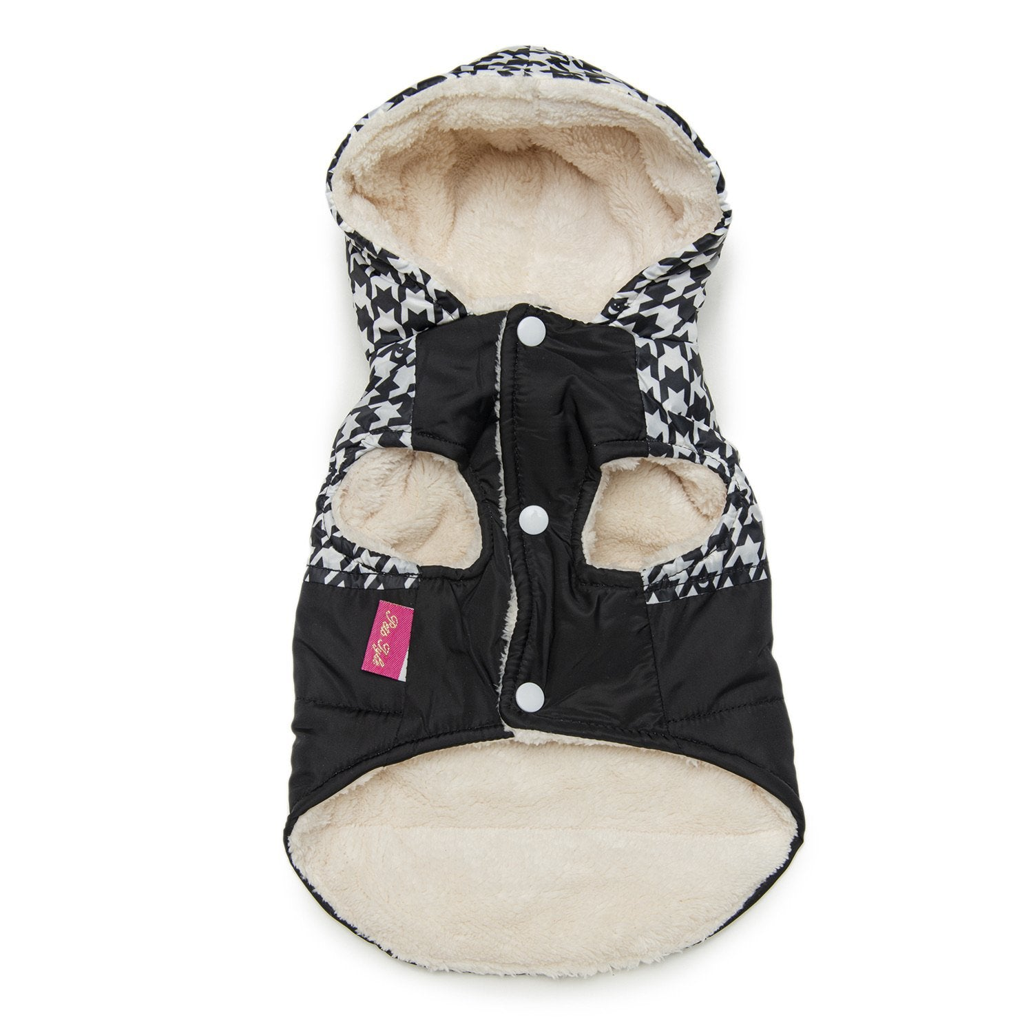 Posh Puppy Hooded Vest