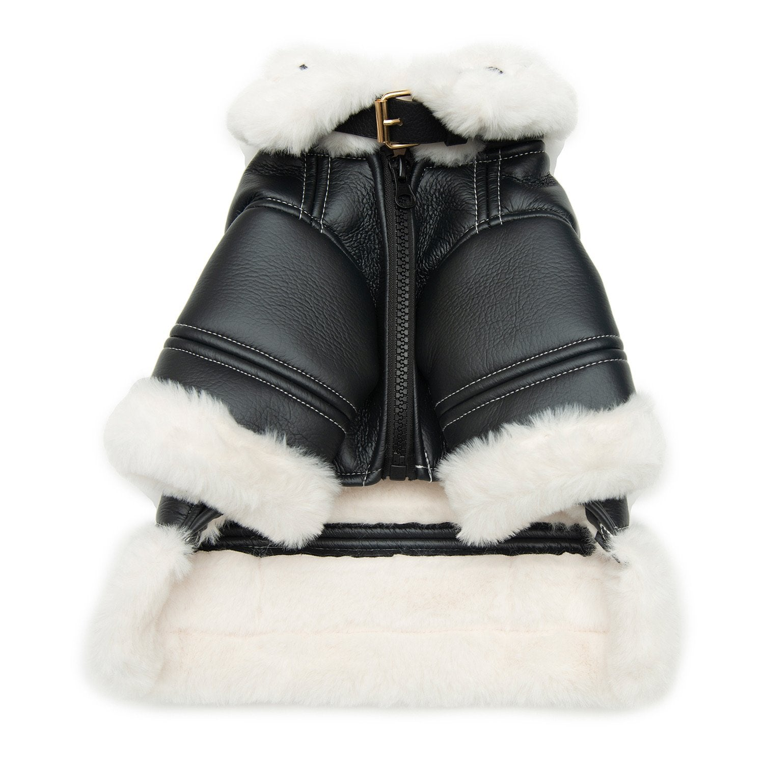 Bentley Shearling Jacket