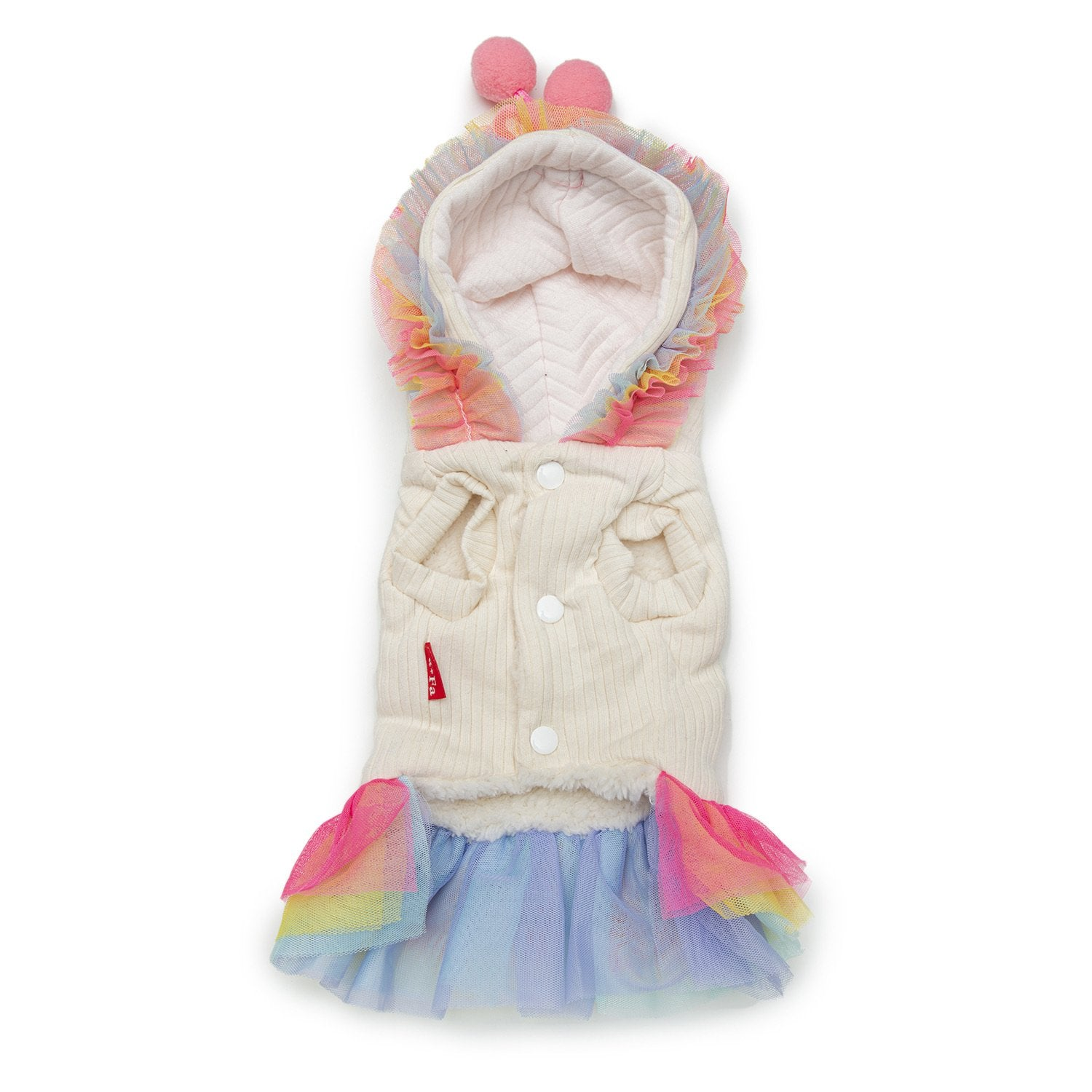 Fairyland Hooded Dress