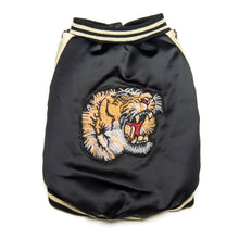 Eye of the Tiger Bomber - Furbaby Couture