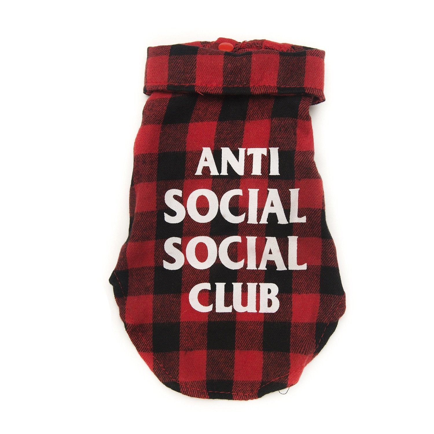 ASSC plaid - Furbaby Couture
