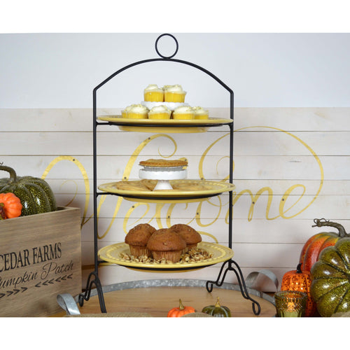 Standford Triple Serving Rack 810