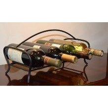 Winestone Four Bottle Wine Holder 4178