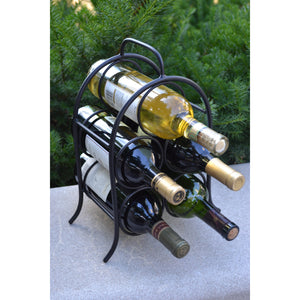 Belvedere Five Bottle Wine Rack 4189
