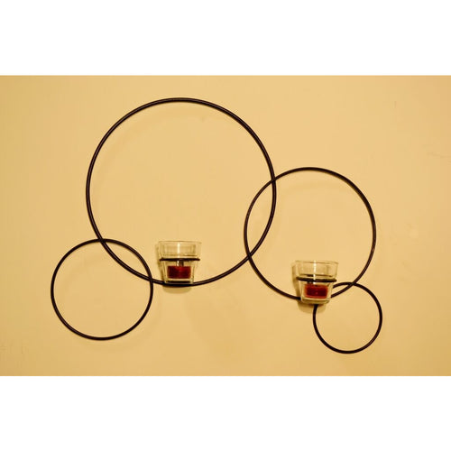 Brooklyn Circular Metal Wall Art  4160