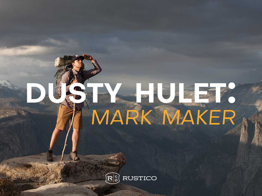 Mark Maker: Dusty Hulet