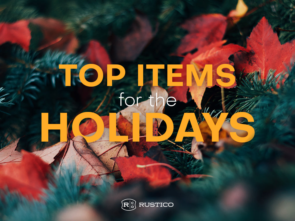 2018 Top Items for the Holidays