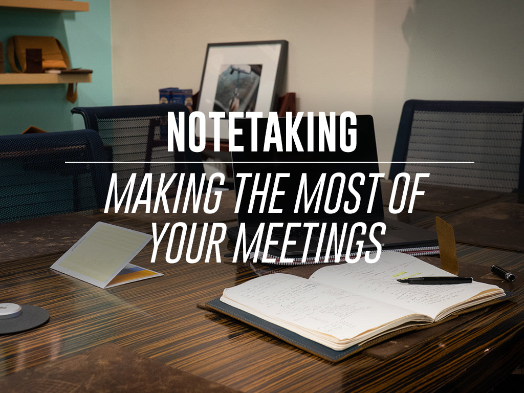 Tips and Tricks for Note Taking