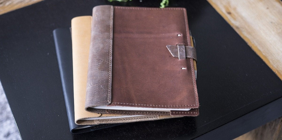 Leather Binders And Portfolios