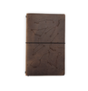 Zodiac Night Sky Leather Notebook