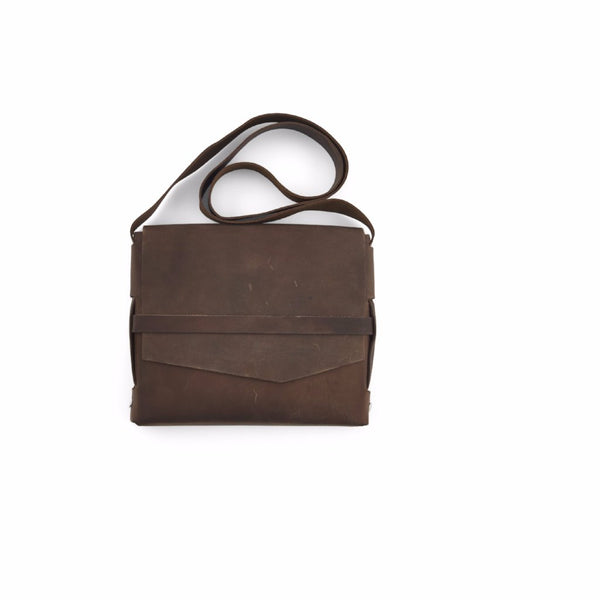 Scout Leather Satchel