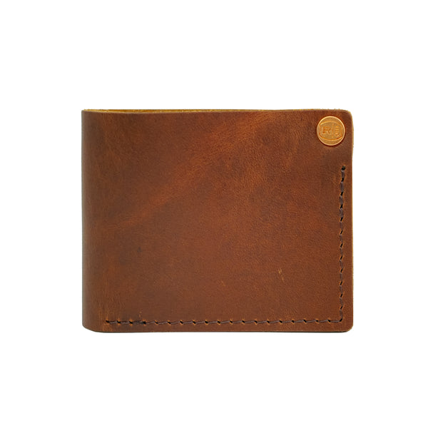 Benjamin Bifold Leather Wallet