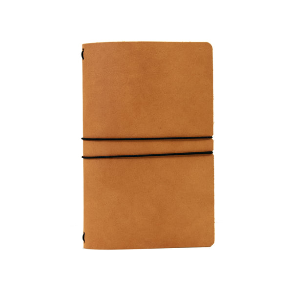 Leather Bullet Journaling Notebook