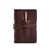 Epiphany Leather Journal with Pocket