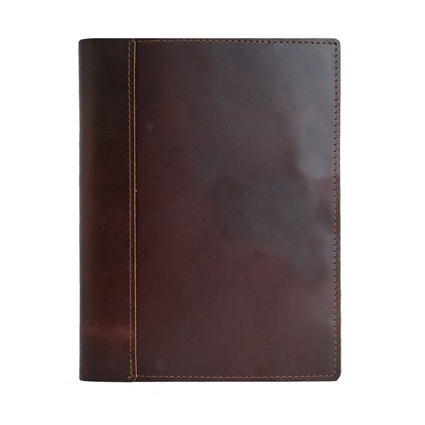 Large Leather Composition Cover